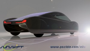 Sunswift Eve, a Solar Car for the Rest of Us?