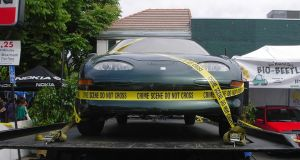 GM EV1 - Gone, But Not Forgotten