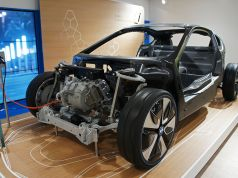 BMW i3, in the Nude.