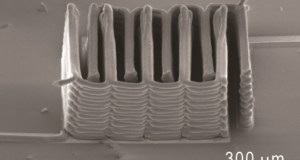 3D-Printed Rechargeable Micro-Battery for Tiny Devices