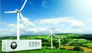 CODA Energy to Focus on Modular Grid Storage Technology
