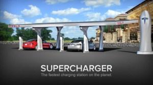 tesla-supercharging-station