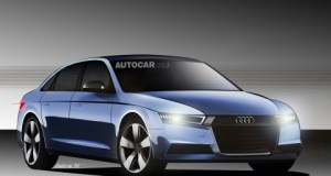 Audi A4 Plug-In Hybrid Could Look Like This