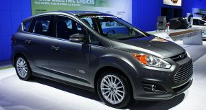Ford C-Max Hybrid Fuel Economy Rating Reduced to 43mpg