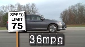 Stick to the Speed Limit, It'll Save You!