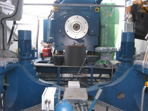 Generator Inside the Nacelle of a Wind Turbine, Could Benefit from Superconductor
