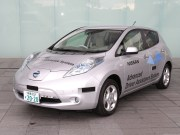 Nissan LEAF Semi-Autonomous Vehicle Will be Tested on Japan's Roads and Highways