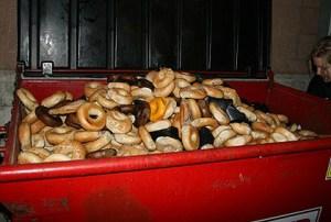 Too Many Bagels… Adding Carbon Dioxide Emissions
