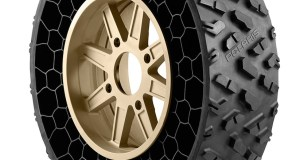 Resilient Technologies Airless Tire - Indestructible and Reliable, But WHen Will We See Them On Cars?