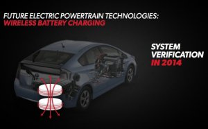 Next-Generation Toyota Prius Plug-In to Feature Inductive Charging