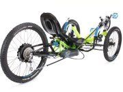 HP Velotechnik Scorpion Electric Tricycle
