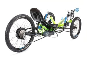HP Velotechnik Scorpion Electric Tricycle