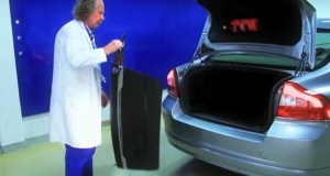 A Carbon-Fiber Supercapacitor Trunk Lid For Better Fuel Economy [Note that it's practically weightless!]