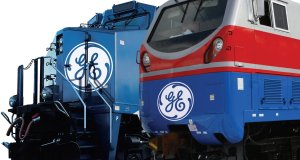 GE Evolution Series Locomotive Natural Gas Retrofit Kit Available