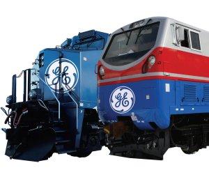 GE Evolution Series Locomotive Natural Gas Retrofit Kit Available