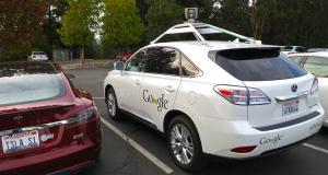 Lexus RX400h Autonomous Vehicle - Powered by Google