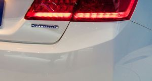 Honda Accord Hybrid - 2014 Green Car of the Year