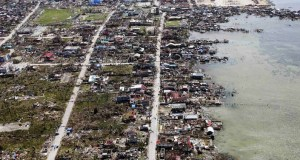 Coastal Philippines Wiped Out by Typhoon Haiyan, Thousands Dead