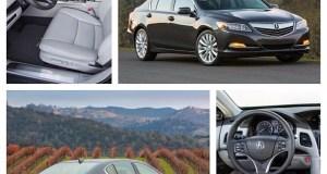 Green Car Technology of the Year Nominee - Acura RLX SH-AWD Powertrain