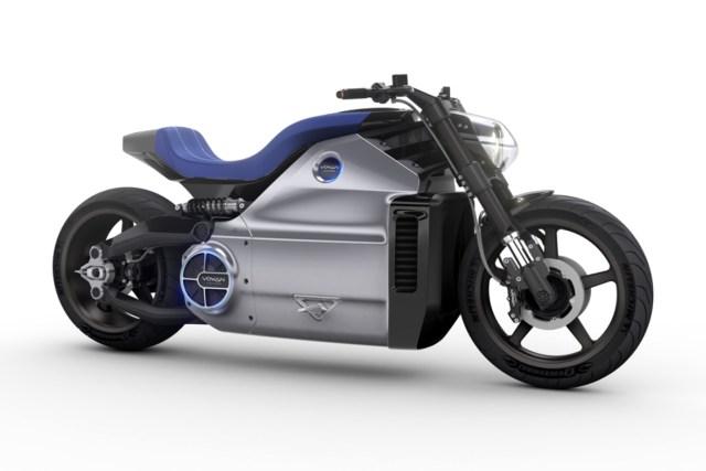 Voxan Wattman Electric Motorcycle - Hand-Built in Monaco