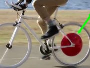 SuperPedestrian's Copenhagen Wheel Converts ANY C-Bike into an E-Bike in Minutes!