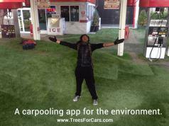 Leo Grand Environmental Carpooling App is Now Live!