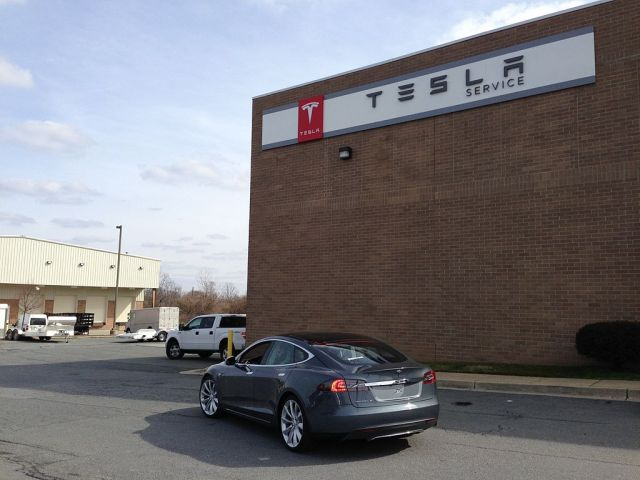Tesla Motors, No Corner Big Enough