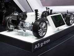 Audi A3 G-Tron Dual-Fuel Vehicle