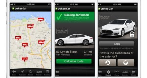 Tesla Model S & vukee Car - Green and Convenient!