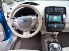 Nissan Leaf Electric Vehicle - Latest Two-Ton Gadget
