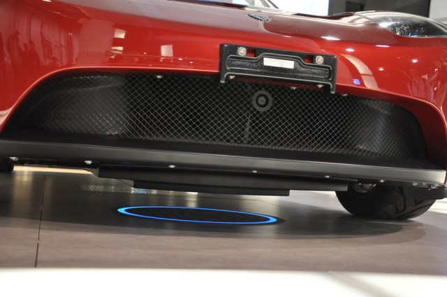 Wireless Electric Vehicle Charging, On The Move, Could Power Future Electric Highways