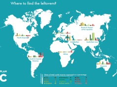 How many years of Earth's natural resources remain?