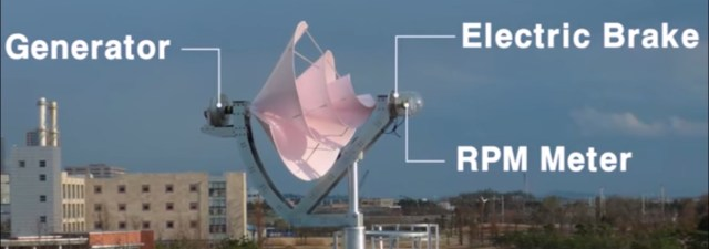 "Liam F1 Urban Wind Turbine is ""World's Most-Efficient"""