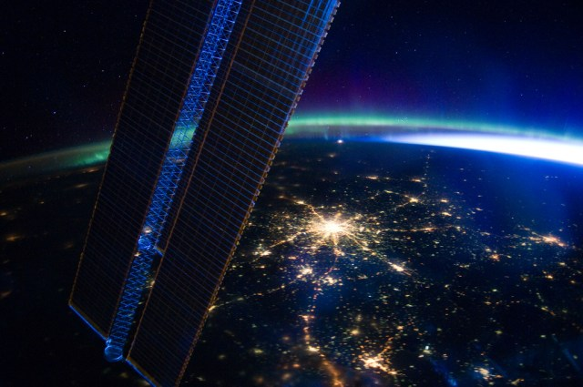 Powering Cities Like Moscow, and Every Other City in the World, From Space-Based Solar Power Stations?
