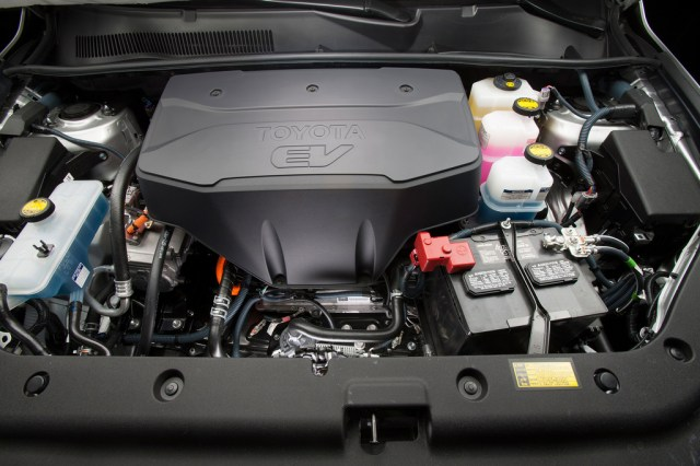 End of the line for Toyota RAV4 EV