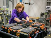 Chevy Spark's new battery pack to produced in General Motors' Brownstown, Michigan, plant.