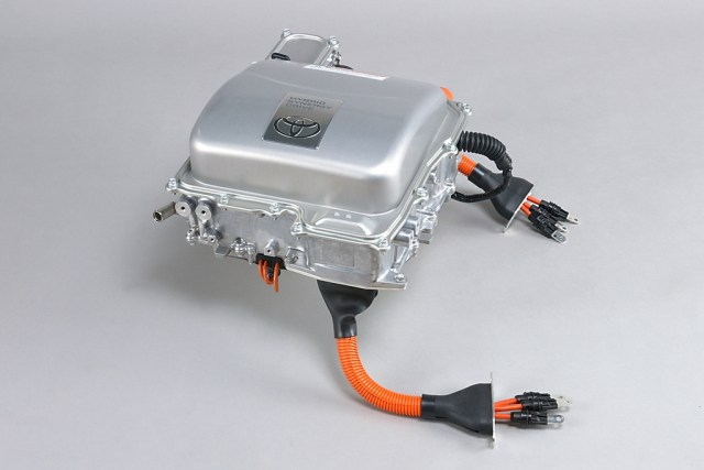 Toyota SiC Hybrid Vehicle Power Control Unit: ≈$70,000?