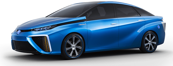 "Toyota FCV ""The Next Hundred Years"""
