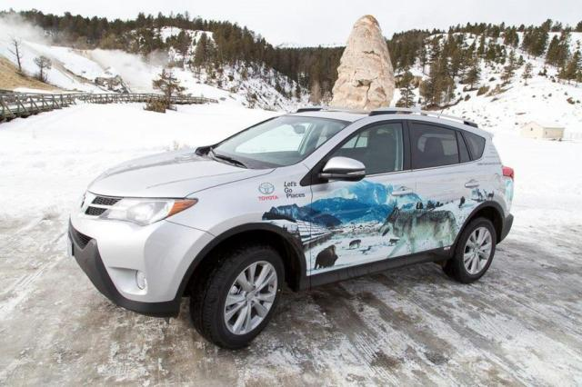 Yellowstone National Park Research Facility to be Powered By Spent Toyota Camry Hybrid Battery Packs