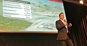 Tesla Gigafactory Signs on First Partner, Panasonic