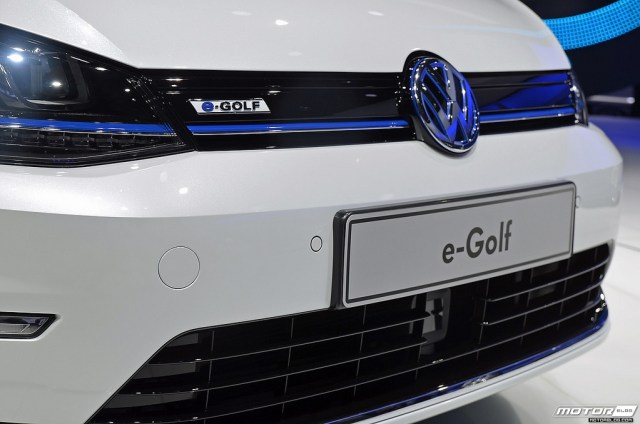 New sub-$30K electric vehicle - 2015 Volkswagen e-Golf
