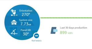 Mom's Virtual Solar Power - Brought to You by Generaytor