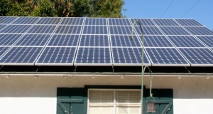 You have to have a car, anyway, so why not use an electric vehicle to back up your home solar power?