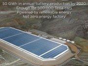 Tesla Motors to Build Gigafactory at Electric Avenue, MxCarran, Nevada