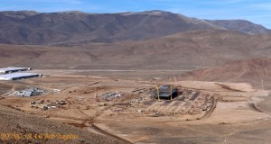 In a few years, this construction site will enable Tesla Motors to lead the world in electric vehicle production.