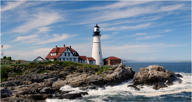 Portland, Maine, lighthouse