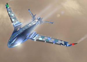 AWWA-QG-Progress-Eagle concept plane by Oscar Vinals