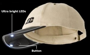 Solar light Cap-2C