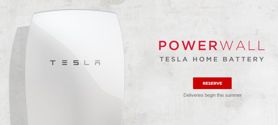 Tesla House Battery >> Powerwall The Tesla Home Battery We Ve Been Waiting For The