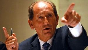 Global Chief Executive Nestle, Paul Bulcke.